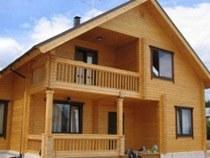 строительство домов из бруса Спасск-Дальний