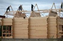 строительство домов из бруса в Спасске-Дальнем