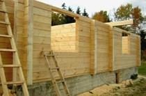 строительство домов из бревен Спасск-Дальний