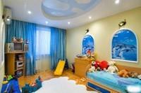 Отделка детской комнаты в Спасске-Дальнем