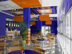 отделка кафе, ресторанов в Спасске-Дальнем