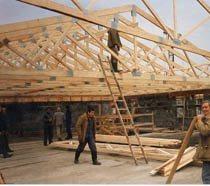 Строительство крыш в Спасске-Дальнем и пригороде, строительство крыш под ключ г.Спасск-Дальний